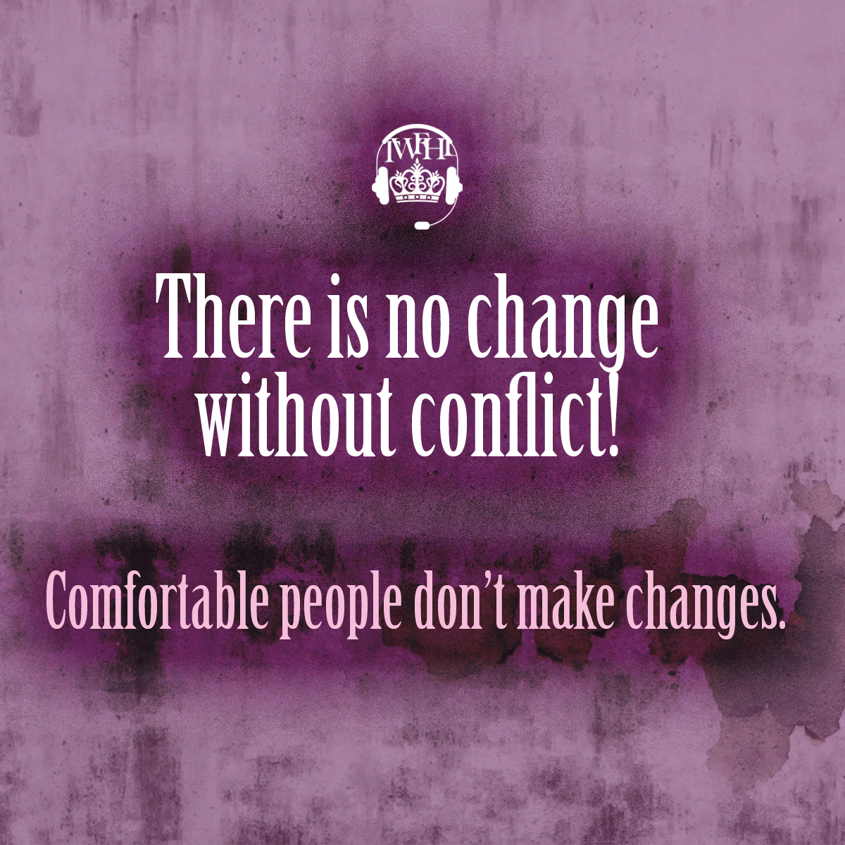 Without Conflict